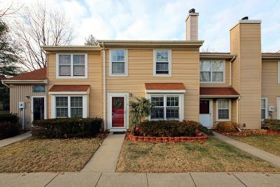 Eatontown Condo/Townhouse Under Contract: 19 Berkeley Place