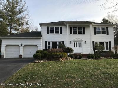 Marlboro Single Family Home For Sale: 8 Rockwell Circle