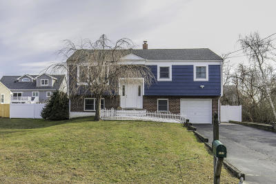 Neptune Single Family Home Under Contract: 127 Valley Road