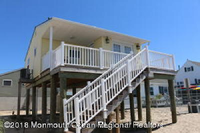 Seaside Heights Single Family Home For Sale: 433 Bayside Terrace #3