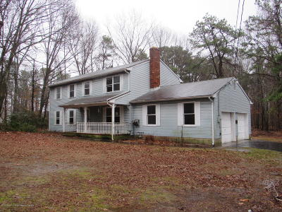 Howell Single Family Home Under Contract: 1302 Maxim Southard Road