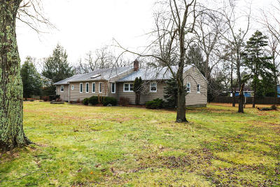 Eatontown Single Family Home For Sale: 250 Grant Avenue