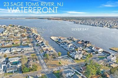 Toms River Residential Lots & Land For Sale: 23 Sage Road