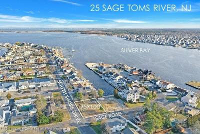 Toms River Residential Lots & Land For Sale: 25 Sage Road