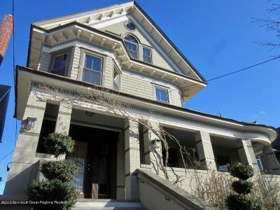 Asbury Park Rental For Rent: 1004 Emory Street