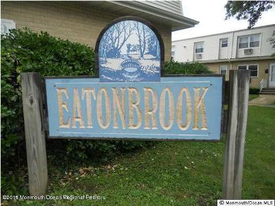 Eatontown Condo/Townhouse For Sale: 73d White Street