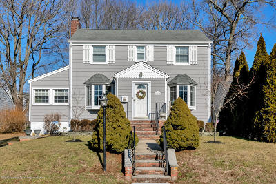 Ocean Twp Single Family Home Under Contract: 903 Raymere Avenue
