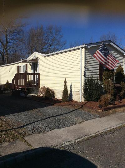 Howell Single Family Home Under Contract: 24 Ruffian Way