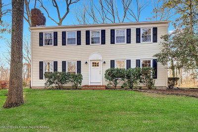 Toms River Single Family Home For Sale: 164 Sunset Avenue