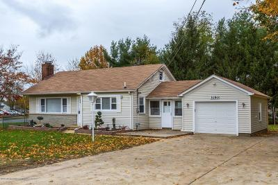 Freehold Single Family Home For Sale: 3190 Us Highway 9