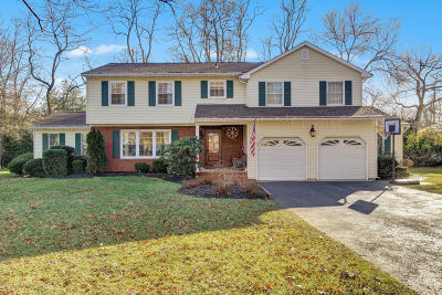 Eatontown Single Family Home Under Contract: 35 Rozbern Drive