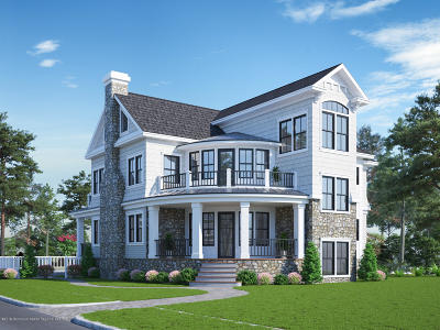 Monmouth County Single Family Home For Sale: 200 Washington Boulevard