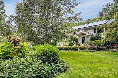Monroe Single Family Home Under Contract: 21 Gravel Hill Spotswood Road