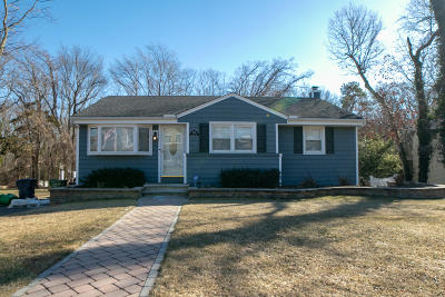 Neptune Township Single Family Home Under Contract: 220 Lakewood Road