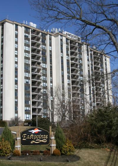 Monmouth County Condo/Townhouse For Sale: 1 Scenic Drive #PH9