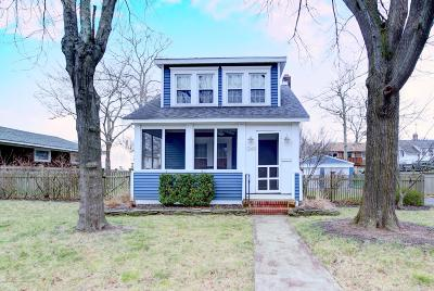 Avon-by-the-sea, Belmar Single Family Home Under Contract: 1249 Briarwood Road
