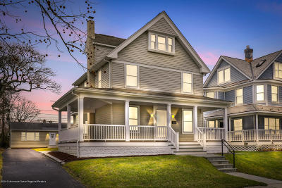 Bradley Beach Single Family Home Under Contract: 309 4th Avenue