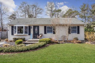 Howell Single Family Home Under Contract: 261 Lanes Pond Road