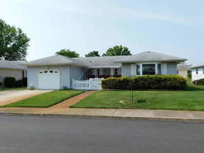 Toms River NJ Adult Community For Sale: $199,000