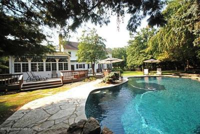 Colts Neck Single Family Home For Sale: 104 Conover Road