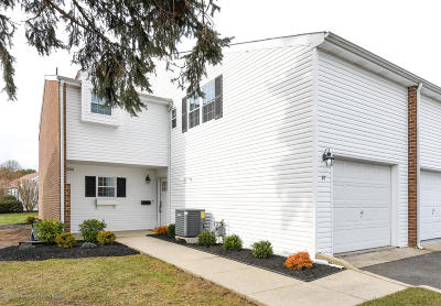 Spring Lake Condo/Townhouse For Sale: 87 Walnut Drive