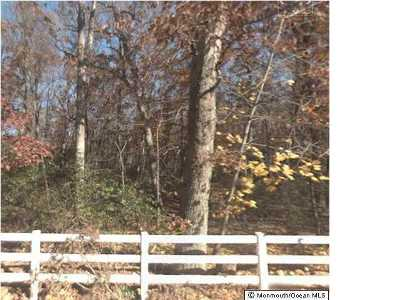 Wall Residential Lots & Land For Sale: 3920 Herbertsville Road