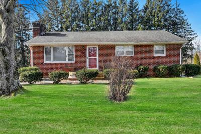 Howell Single Family Home For Sale: 2 Lake Drive