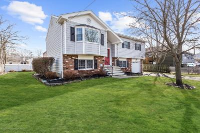 Point Pleasant Single Family Home For Sale: 1610 Highmeadow Drive