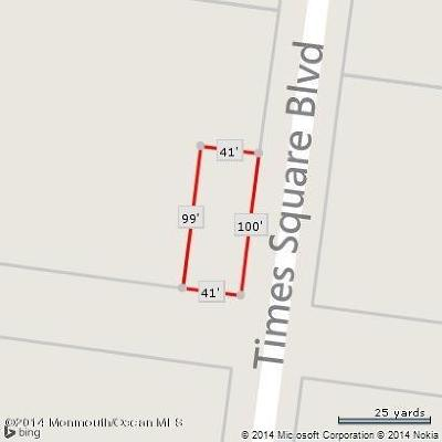 Lakewood Residential Lots & Land For Sale: 00 Times Square Boulevard