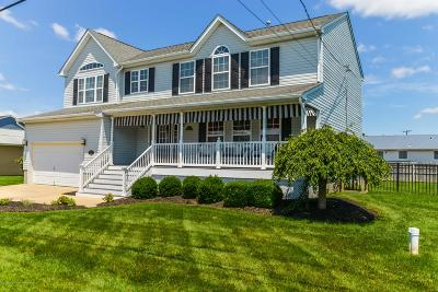 Toms River Single Family Home For Sale: 3122 Boxer Street