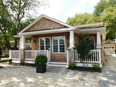 Bay Head Single Family Home For Sale: 248 Bridge Avenue