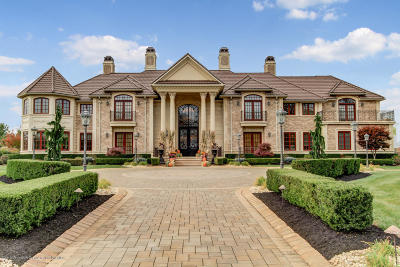 Monmouth County Single Family Home Under Contract: 10 Mockingbird Drive