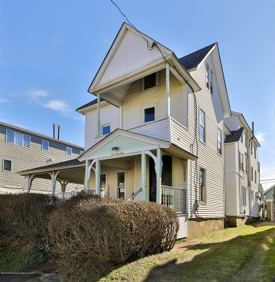 Single Family Home For Sale: 117 Cliff Avenue
