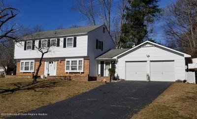 Marlboro Single Family Home For Sale: 1 Bell Court