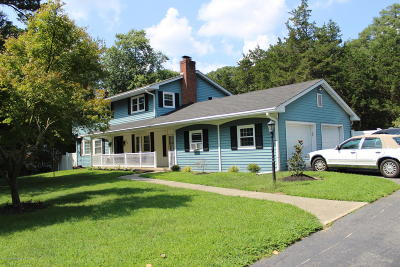 Toms River Single Family Home For Sale: 820 Ocean View Drive