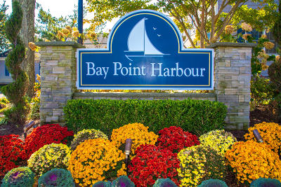 Point Pleasant Condo/Townhouse For Sale: 53 Bay Point Harbour