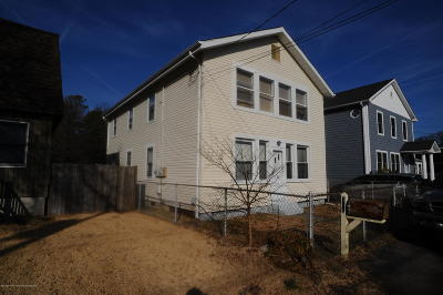 Toms River Multi Family Home Under Contract: 715 Buchanan Street