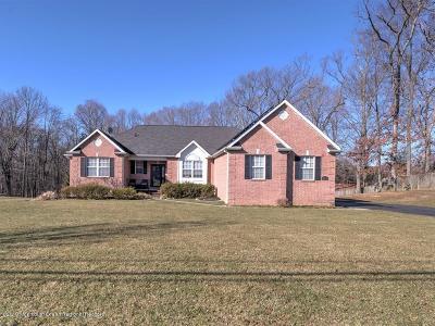 Monroe Single Family Home For Sale: 129 Gravel Hill Spotswood Road