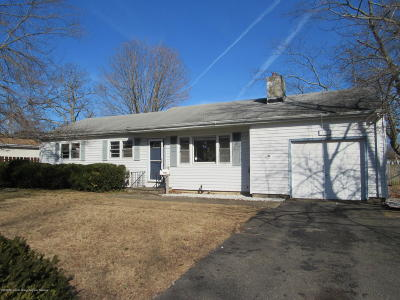 Brick Single Family Home For Sale: 101 Kenneth Place