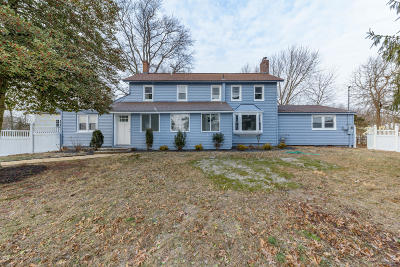 Neptune Township Single Family Home Under Contract: 17 Princeton Avenue