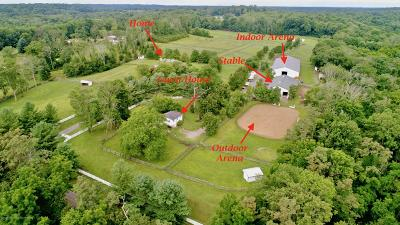Monmouth County Farm For Sale: 12 Hill Road