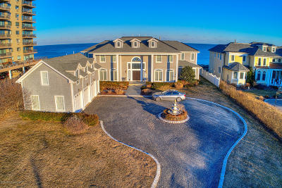 Monmouth County Single Family Home For Sale: 39 Ocean Avenue