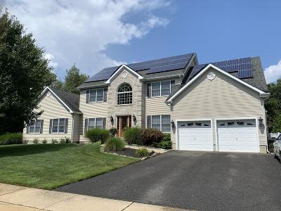 Brick Single Family Home For Sale: 55 Tilton Road