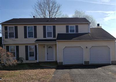 Neptune Township Single Family Home Under Contract: 20 Golfview Drive