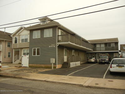 Seaside Heights Condo/Townhouse For Sale: 223 Webster Avenue #A1