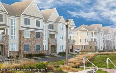 Monmouth County Condo/Townhouse For Sale: 22 McKinley Street