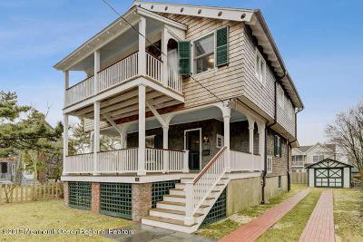 Bay Head Single Family Home For Sale: 416 East Avenue