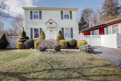 Ocean Twp Single Family Home For Sale: 1313 Evergreen Avenue