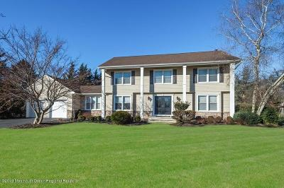 Middletown Single Family Home For Sale: 18 Brasch Boulevard