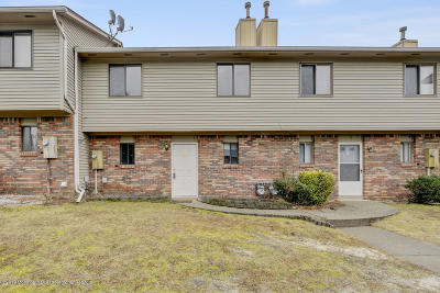 Howell Condo/Townhouse For Sale: 4 Alec Drive